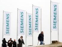 Quartalszahlen Siemens