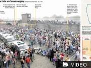 Grafik Loveparade Die Tödliche Falle; Videoflag