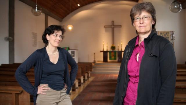 Gröbenzell: Umgestaltung Evangelische Zachäus-Kirche