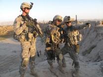 "´Fuck the Taliban"" - US-Soldaten in Kundus"