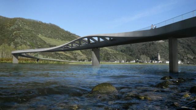 Brücke im Loreleytal