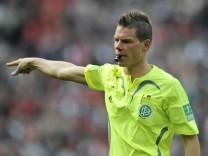 Schiedsrichter Michael Kempter wird vorerst nicht mehr eingesetzt