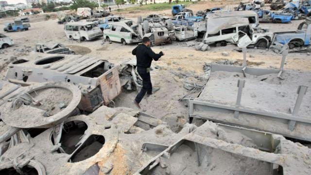 ISRAEL Nahost-Konflikt