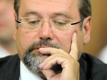 Will nicht freiwillig aus seinem Amt scheiden: Duisburgs Oberbürgermeister Adolf Sauerland (CDU)