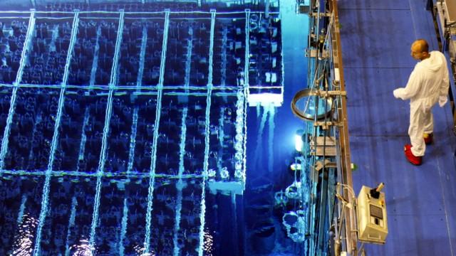 Atomsteuer und Atomlaufzeiten - Krümmel