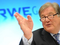 RWE Bilanz-Pressekonferenz - Großmann