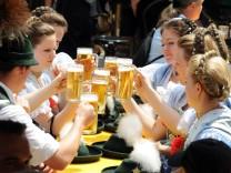 Biergarten München