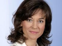 "Maybrit Illner moderiert ZDF-´heute-journal"""