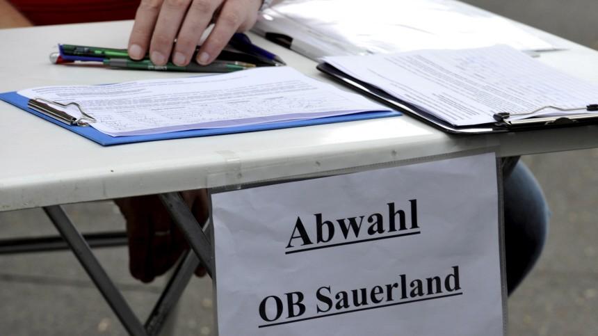 Loveparade - Sauerland kündigt Erklärung an