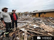 AFP, Chile, Erdbeben, Pulluhue