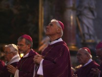 Gottesdienst der Fruehjahrsvollversammlung der bayerischen Bischoefe