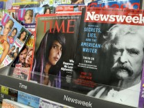 Newsweek Editor Meacham To Resign, Amidst Pending Sale Of The News Magazine