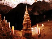 Schauhöhlen in Deutschland, Teufelshöhle Pottenstein