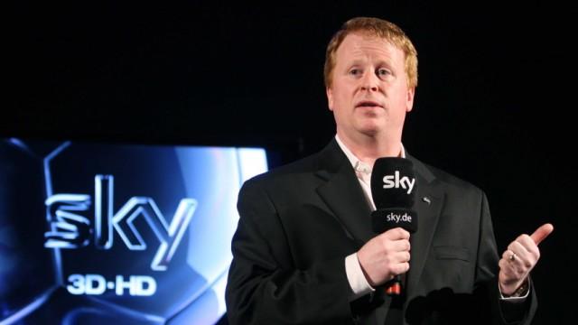 Bezahlfernsehen Sky-Deutschland-Chef Brian Sullivan