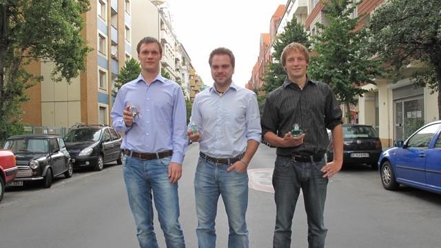 Jobwunder Innovative Geschäftsideen in Berlin