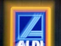 Aldi-Logo zur Euro-Umstellung