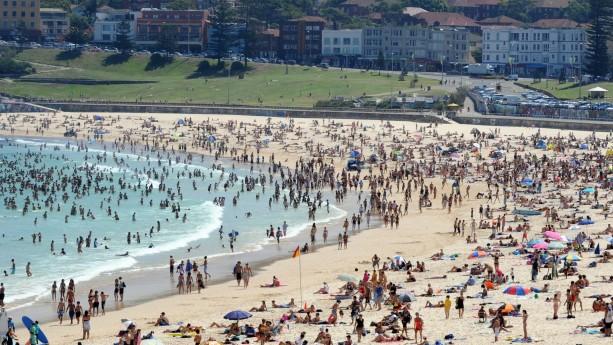 Bondy Beach - der angesagte Strand von Sydney