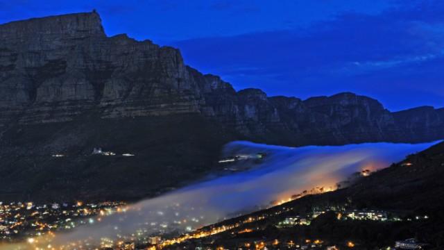 Abendstimmung in Kapstadt