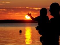 Sorgerechtsregelung für unverheiratete Väter verfassungswidrig
