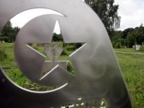Berlin - Islamischer Friedhof in Gatow