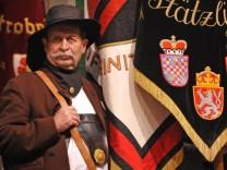 Fahnenträger Sudetendeutschen Vertriebene