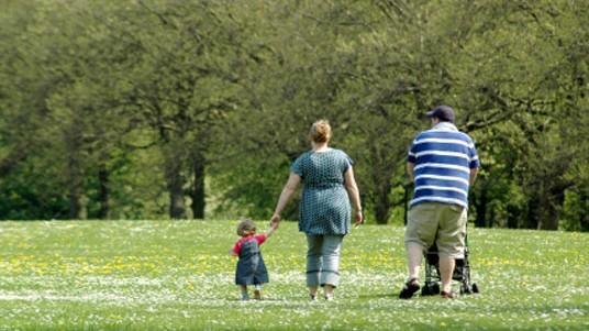 Die dicke dicke dicke Mutter