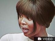 Naomi Campbell; VIdeoflag