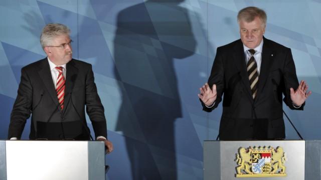CSU Bayern: CSU gegen FDP