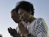 Hiroshima gedenkt des Atombombenabwurfs vor 65 Jahren