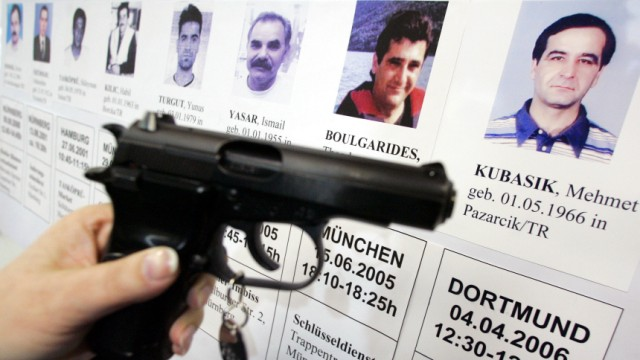 Bundesweite Mordserie