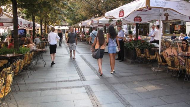 Sommerserie Belgrad