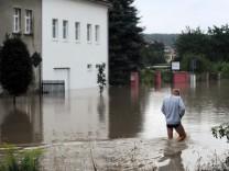Hochwasser in Zittau