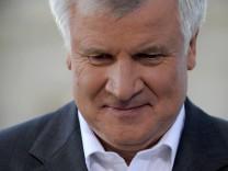 ARD-Sommerinterview mit Bayerns Ministerpraesident Seehofer
