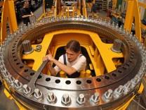 Industrie im Osten im Aufschwung