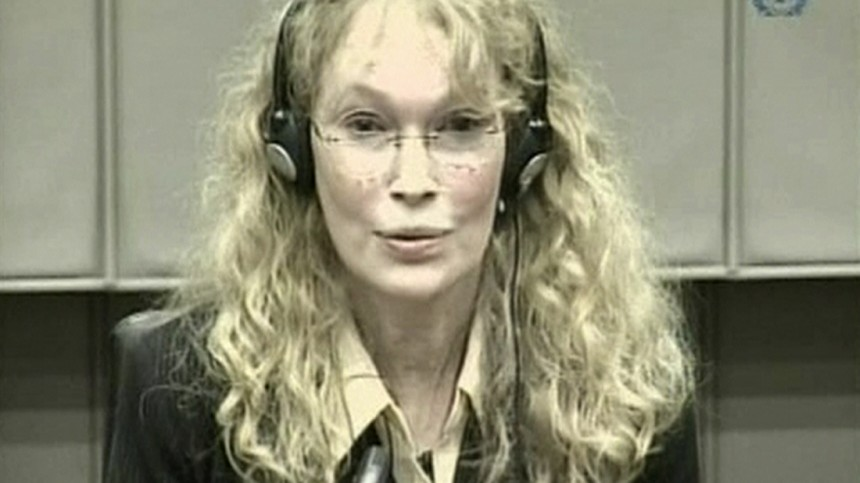 Mia Farrow, Reuters