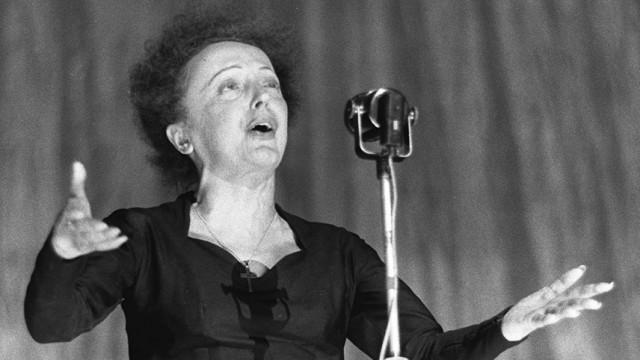 Edith Piaf, 1960