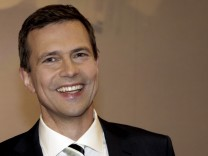 Steffen Seibert tritt als Regierungssprecher an
