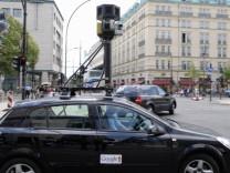 Clauss fordert zu kritischem Umgang mit 'Google-Street-View' auf