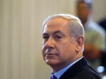 Netanjahu sagt zu Gaza-Flotte aus