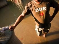 Hochwasser - Pusack, dpa