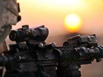 Geheim-Dokumente zum Afghanistan-Krieg veröffentlicht