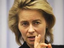 GERMANY-POLITICS-CDU-VON DER LEYEN