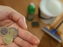 Studie: Millionen arbeiten für niedrige Löhne
