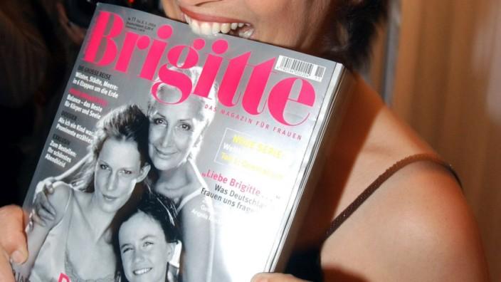 50. Jubiläum der Zeitschrift 'Brigitte'