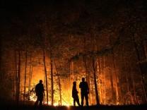 Waldbrände in Russland