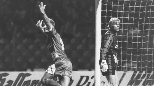 DFB-Pokal: TSV Vestenbergsgreuth - FC Bayern München: 1:0, 1994