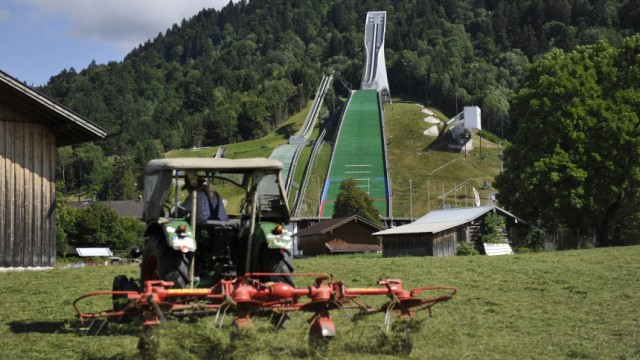 BN fordert Rückzug der Olympia-Bewerbung