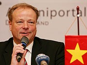 Dirk Niebel, Entwicklungsminister, FDP; dpa