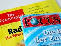 Partnerschaft zwischen Focus und Economist