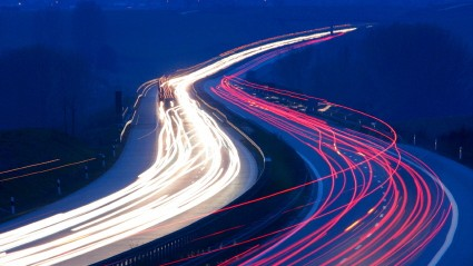 Internet Datenautobahn